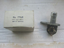 Cole Hersee 7768 Foot-Operated Headlamp Dimmer Switch, NOS!