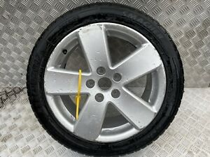 VW PASSAT B6 R LINE SINGLE WHEEL WITH TYRE 17 INCH 5 STUD 7.5J 3C0601025E
