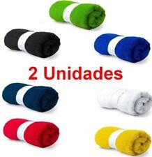 2 x Toalla de Microfibra absorbente 90x40 cm,unisex,ideal deporte,gimnasio,hogar