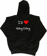 Abbigliamento da uomo neri da Hong Kong