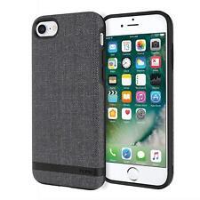 Incipio Esquire Series iPhone 8 7 6S 6 Textured Shockproof Case Cover Grey/Khaki