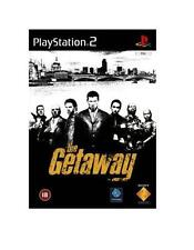 THE GETAWAY Playstation 2 PS2 pal sony