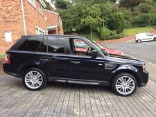 Auxiliary heating Range Rover Sport 5 Doors Cars