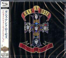 GUNS N'ROSES-APPETITE FOR DESTRUCTION-JAPAN SHM-CD D50