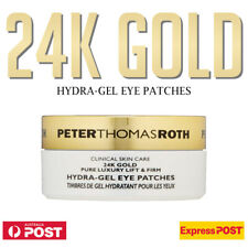 Peter Thomas Roth 24K Gold Hydra-Gel Eye Patches 60 units Pure Luxury Lift