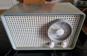 Braun Radio SK 2/2 Vintage Röhrenradio