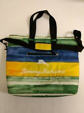 """Tommy Bajama Insulated Cooler Tote Bag Beach Vacation 20""""x 5""""x 16"""" HUGE"""