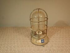 Light Bulb Cage Industrial Lighting Steampunk