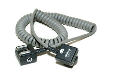 Nikon Japan SC-17 externes TTL Blitzkabel für Nikon - TTL flash cord (sehr gut)