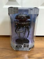 CONFIRMED ORDER Star Wars Black Imperial Probe Droid Figure Limited Release 40th