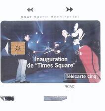 """Les 5 unités de NANCY - Gn 97 - Inauguration de """"Times Square"""" - 01/95- Neuve"""