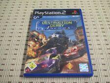 Destruction Derby Arenas für Playstation 2 PS2 PS 2 *OVP*