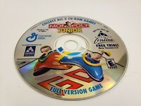 Monopoly Junior (PC, Full Version, 1999) Game Disc Only by Hasbro Windows 95 up