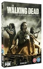 The Walking Dead: The Complete Eighth Season (Box Set) [DVD] xmas offer