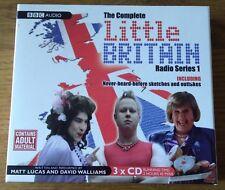 Soundtrack - Little Britain (The Complete Radio Series, Vol. 1/Original , 2004)