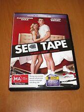 SEX TAPE ( 2014 , DVD ) [ REGION 4 ] CAMERON DIAZ / JASON SEGEL