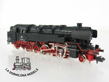 GC125 - ESCALA N MINITRIX Tenderlokomotive BR 85 007 der DB - S/C