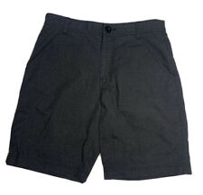 KATHMANDU Men's NAVY FADE CARGO Walk SHORTS Sz XS Cotton Hiking Casual