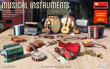 Miniart 35622 - 1/35 - MUSICAL INSTRUMENTS