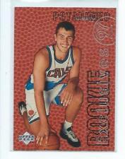 1996-97 Upper Deck Rookie Exclusives  #R16  VITALY POTAPENKO  ~  Cavaliers