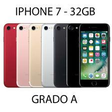 Apple iPhone 7 32GB BIanco Nero Oro Rosso (Ricondizionato Grado A)