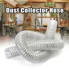 1.5M 55mm Dust Collector Inner Diameter Suction Tube Cleaner Hose Bellows Straws
