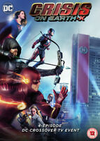 Crisis On Earth-X DVD (2018) Melissa Benoist cert 12 ***NEW*** Amazing Value