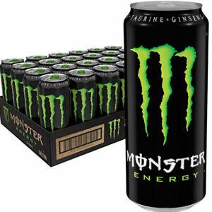 Monster Energy Monster Original Case of 24 x 500ml