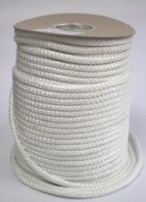 10mm Quality Glass Fibre Stove Rope Sealing Fires Woodburning Door Sealer