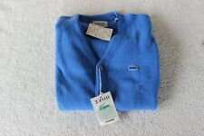 Vintage Izod Lacoste Classic Sweater Size Small NOS with tags