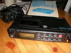 DAT Recorder von CASIO DA-2