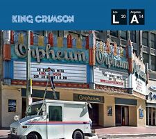 King Crimson - Live at the Orpheum [New CD] With DVD Audio Disc