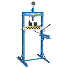 FERVI  P001/12 PRESSA 12 Ton. MANUALE IDRAULICA PISTONE MOBILE IDEALE