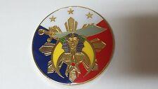 "Lot of 2 Shriners Family Metal Car Emblem Masonic d~3.2"".."