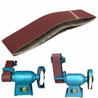 Nastro levigatrice 100 x 915mm grana 80 Grinding Sanding Belt Zirconia Abrasive