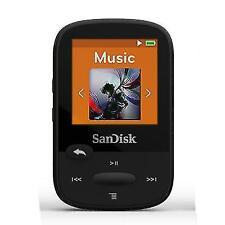 SanDisk Clip Sport 8GB Mp3 Player - Black