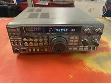 Kenwood TS-711A 2 Meter All Mode Ham Radio Transceiver Powers up, Nice Condtion