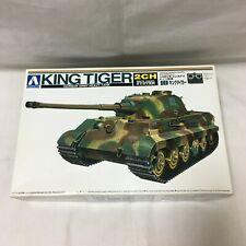AOSHIMA KING TIGER 048665 1/48 Model KIT F/S