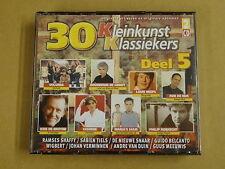 2-CD BOX / 30 KLEINKUNST KLASSIEKERS - DEEL 5