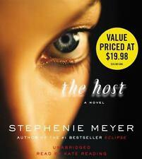 The Host by Stephenie Meyer Audiobook on CD Unabridged NEW