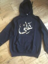 New Russel Athletic black hoodie size M