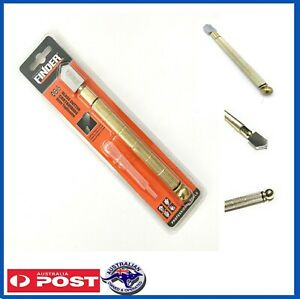 Glass Cutter Glazing Blade Cutting Oil Feed Tool Tipped Craft  6-12mm
