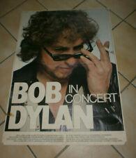 Bob Dylan 3 Poster, 1 Konzert-Plakat