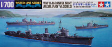 Tamiya 31519 1/700 Scale Model Kit WWII IJN Japanese Navy Auxiliary Vessels Set