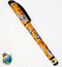 Great Dane Dog Pen Replaceable Ballpoint Black Ink Harlequin