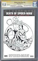 ULTIMATE SPIDER-MAN 160 CGC 9.8 Peter Porker Spider-Ham SPIDER-VERSE MOVIE