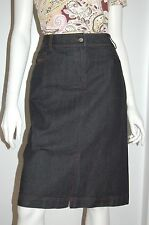 Bogner woman - Jeans-Rock black denim - Gr. 38