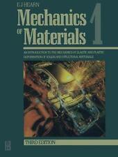 Mechanics of Materials Vol. 1 : An Introduction to the Mechanics of Elastic...