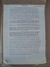 Hell Bound Signed Bill of Sale Walter Lang - James Cruze Productions contract