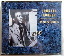 3 CD-Box MY STORY IS BLUES - John Lee Hooker